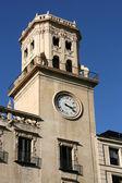 Spanish architecture — Stock Photo
