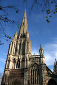 St. Mary Redcliffe — Stock Photo