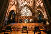Bristol cathedral — Stock Photo