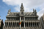 Brussels landmark — Stock Photo