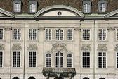 Swiss architecture — Stock Photo