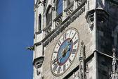 Munich Town Hall — Stock Photo