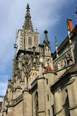 Berne cathedral — Stock Photo