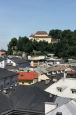 Salzburg Kapuzinerberg — Stock Photo