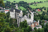 Castle in Bavaria — Stock Photo