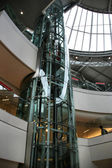 Modern architecture interior — Stock Photo