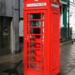 Royalty-Free Stock Photo: London telephone