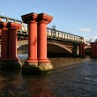 Blackfriars Bridge — Foto de stock #4479683