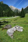 Österreichische Alpen — Stockfoto