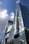 Rascacielos modernos — Foto de Stock