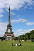 Eyfel kulesi — Stok fotoğraf