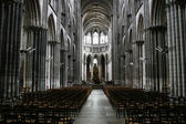 Rouen cathedral — Stock Photo