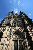 Prag Kathedrale — Stockfoto