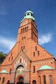 Church in Poland — Stock Photo