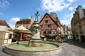 Dijon, France — Stock Photo