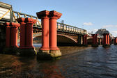 Blackfriars Bridge — Stock Photo