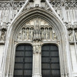 Cathedral door — Stock Photo #4493689