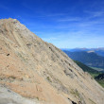 Alpine landscape — Stock Photo #4493987
