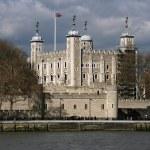 Torre de Londres — Fotografia Stock  #4494634