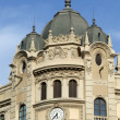 Building with clock and domes - ストック写真