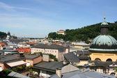 萨尔茨堡 — 图库照片