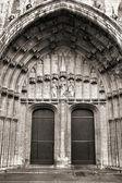 Gent, belgie — Stock fotografie