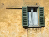 Beautiful townscape detail in Italy — Stock Photo
