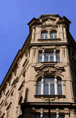 Beautiful building in Vienna — Stock Photo
