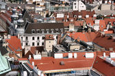 City roofs — Foto Stock
