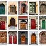 Doors set — Stock Photo #4509885