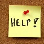 Help — Stock Photo #4510022