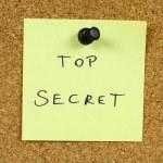 Top secret — Stock Photo