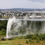Reykjavik — Stock Photo