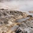 hot springs — Foto Stock