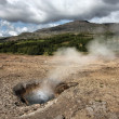 Hot spring — Stock fotografie