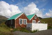 Islândia em casa — Fotografia Stock