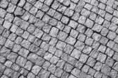 Granite cobbles — Stock Photo
