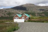 Islândia — Fotografia Stock