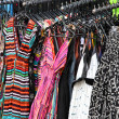Shopping for dresses — Stock Photo #4526400