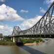 Brisbane bridge - Stock Photo