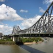 Stock Photo: Brisbane bridge