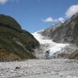 Franz Josef glacier — Stock Photo #4527011