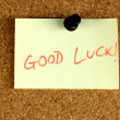 Good Luck - Stock Photo