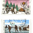 World War II commemoratives — Stock Photo #4527463