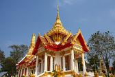 Templo budista tailandés — Foto de Stock