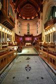 Catedral de christchurch — Foto de Stock
