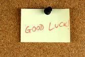 Good Luck — Stock Photo