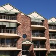 Apartment buildings — Stock Photo #4531096