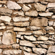 Abstract stone wall background — Stock Photo