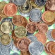 Stock Photo: World currency coins